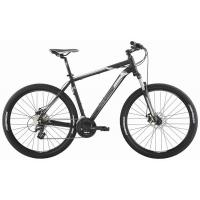 Велосипед Merida Big 7 15-MD 18.5''L '19 MattBlack/Silver (27,5'')
