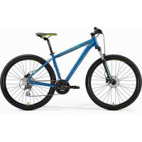 Велосипед Merida Big 7 20-D 17''M '19 Blue/Green (27,5'')