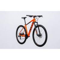 Велосипед CUBE 19 AIM PRO 29 black'n'flashyellow 21''