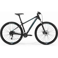 Велосипед Merida Big Nine 200 18,5''L '19 MattBlack/Silver/Blue (29'')