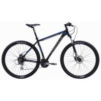 Велосипед Cronus HOLTS 2.0 29 black/grey/blue matt 19,5