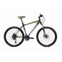 Велосипед Cronus HOLTS 4.0  black/green/white matt  17,5