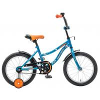 Велосипед NOVATRACK 16'',NEPTUN, BL5, синий