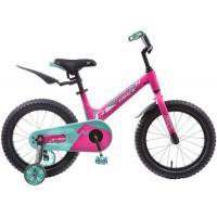 Велосипед NOVATRACK 16'',S, Багира, PN6 розовый