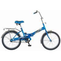 Велосипед NOVATRACK 20'', FS30, скл., синий
