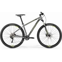 Велосипед Merida Big Nine 300 20''XL '19 SilkAnthracite/Green/Black (29'')