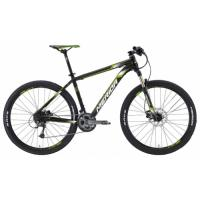 Велосипед Merida Big 7 300 20'' 16'' Matt Mett. Black (White/Green)