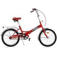 Велосипед NOVATRACK 20'', FS30, скл., красный