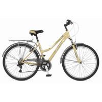 Велосипед Stinger Victoria, 17''V,бежевый
