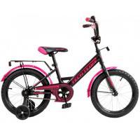 Велосипед Tech Team T 16137 черный-розовый