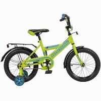 Велосипед Tech Team T 16137 желтый/зеленый