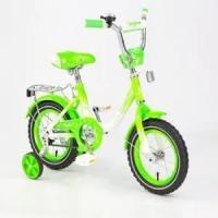 Велосипед MaxxPro Sofia Z14404 бело/зеленый