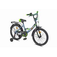 Велосипед MaxxPro Sport Z14208 жет/черн/зел