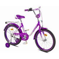 Велосипед MaxxPro Sofia Z12405 белый/фиолетовый