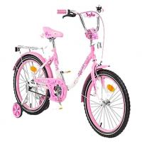 Велосипед MaxxPro Sofia Z12402 бело-св.розовый