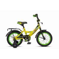 Велосипед MaxxPro Sport Z12208 желто-черно-зеленый