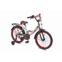 Велосипед MaxxPro Sport Z12210 серебристо-черно-красный