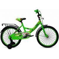Велосипед PULSE 1605--4 зеленый/оранжевый