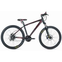 Велосипед KMS'' HD432 19'' черно/красный