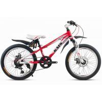 Велосипед KMS Lite MD110 белый/красный