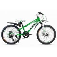 Велосипед KMS Lite MD110 белый/зеленый