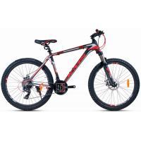 Велосипед KMS MD450 19'' черный/красный