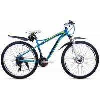 Велосипед KMS MD940 17'' голубой/зеленый