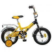 Велосипед NOVATRACK 18'',FR-10.YL5, жёлтый