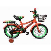 Велосипед Platin 1830-2 оранжевый/зеленый