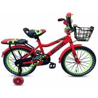 Велосипед Platin 1830-3 красный/желтый