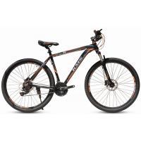 Велосипед KMS'' Lite HD342 21'' черный/красный