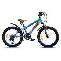 Велосипед Cubus 20-30 6ск. синий