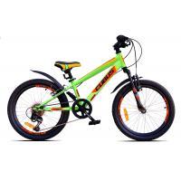 Велосипед Cubus 20-30 6ск. зеленый