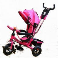 Велосипед 3-х кол A12 розовый (Pink)