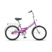 Велосипед Десна-2100 13 лиловый арт.Z011