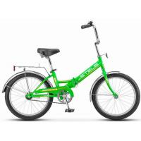 Велосипед Stels Pilot-310 13 артZ011 зеленый/желтый