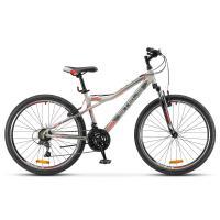 Велосипед Stels Navigator-510 V16 серый/красный арт.V030