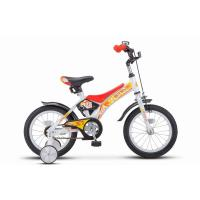 Велосипед STELS Jet 8,5 арт.Z010 белый/красный