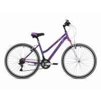 Велосипед Stinger Latina, 17''V,фиолетовый 2018