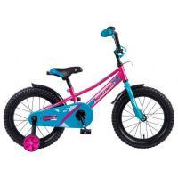 Велосипед NOVATRACK 16'', VALIANT, фуксия