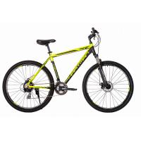 Велосипед HARTMAN Ingword Disk 19'' 21ск. алюм, св.зелен-черн мат