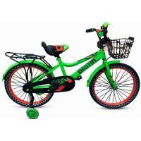 Велосипед Platin 2030-4 зеленый/оранжевый