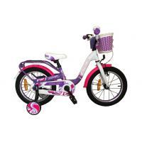 Велосипед STELS Pilot-190 9 фиолетовый/розовый/белый арт.V030