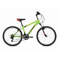 Велосипед Stinger Caiman, сталь, 12,5,зеленый