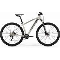 Велосипед Merida Big Nine 80-D 17''M '19 MattTitan/Black/Silver (29'')