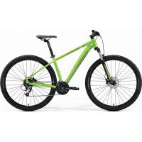 Велосипед Merida Big Nine 40-D 18,5''L '19 LiteGreen/Black (29'')