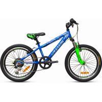 Велосипед Faraon V2020 сине/зеленый