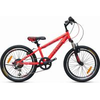 Велосипед Faraon V2020 красно/черный