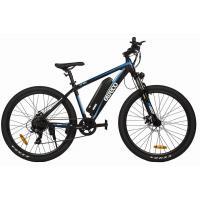 Велогибрид Eltreco ХТ700 черно-синий