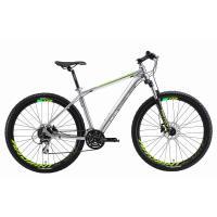 Велосипед Welt Rockfall 1.0 27 '19 matt grey/green M
